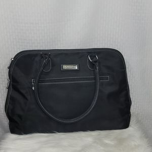 Franklin Covey zippered laptop tote great cond